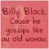 Billy by TwilightsEdward