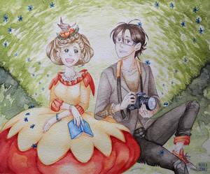 Commission: Susana and Mario