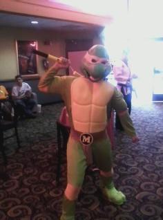 ninja turtle at the movies by irishwolf8504