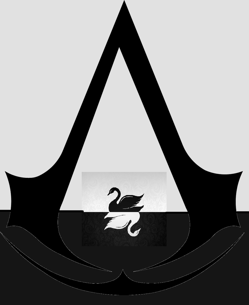 Swan Assassin's Creed by irishwolf8504