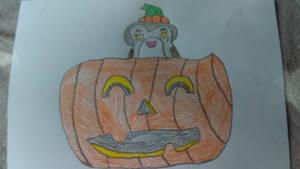 October Prompt 31. Halloween