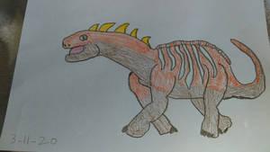 Paleovember 2. Armagasaurus