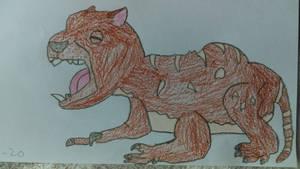 Dinovember 6. Thylacoleo