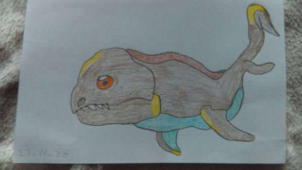 Paleovember 26. Cartorhynchus