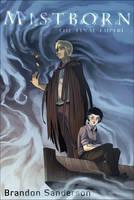 Mistborn: The Final Empire by Art-Zealot