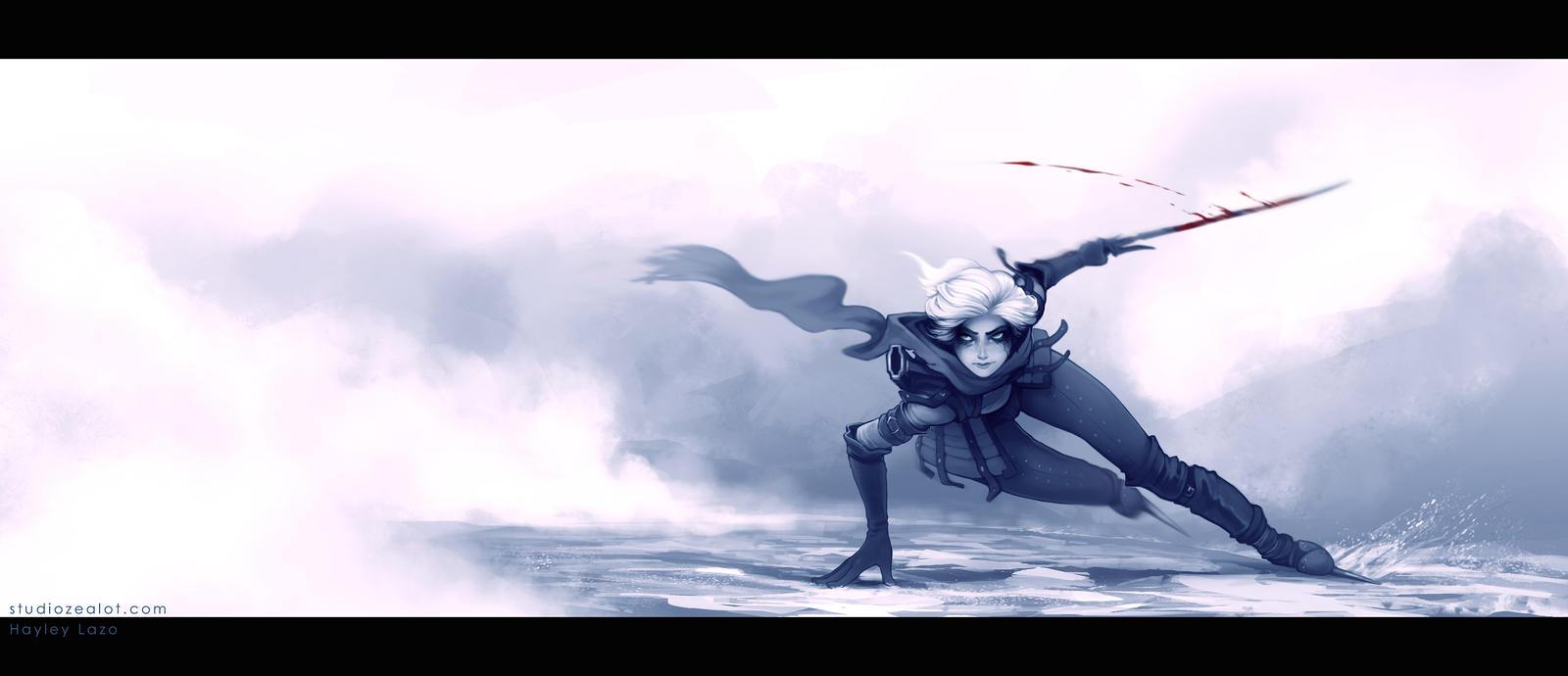 Flight of the Swallow by Art-Zealot