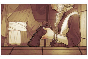 Origins (RP Illustration) by Art-Zealot