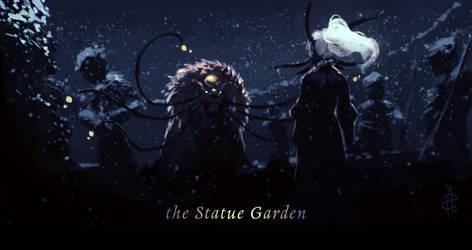 The Statue Garden (RP Illustration)