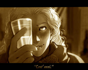 Cent' Anni (RP Illustration)
