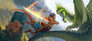 Dragon Smite