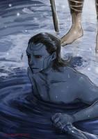 Jack Frost meets Loki by Camacaileon