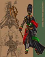 Mtaalamu by AsheGHOST