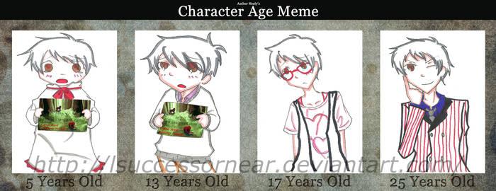 Chara. ages Meme