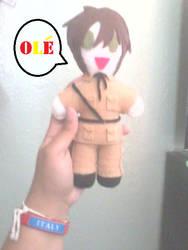 Spain Voodoo doll