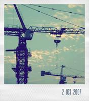 Crane by erictuan