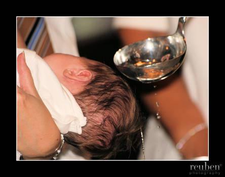 Kate Baptism