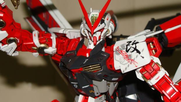 Gundam Astray Red Frame Kai 1/100 MG