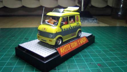 Master Roshi Wagon 1/72