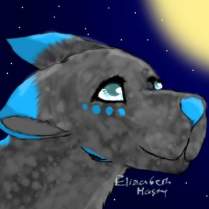 Lizthewolflover's Profile Picture