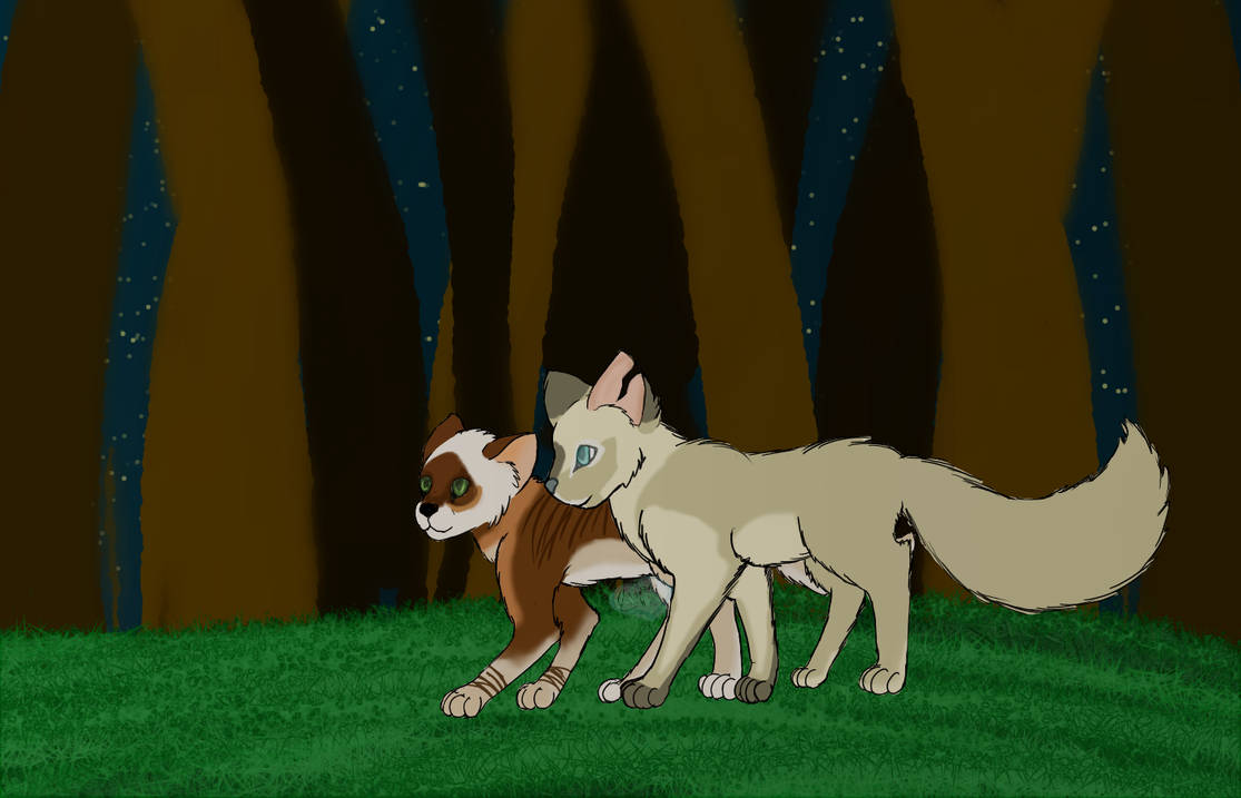 Cherrycrest and Willowstone Prize for WoodenTrees by Lizthewolflover
