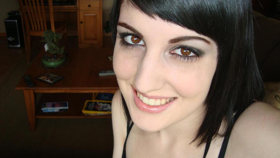 Black hair again