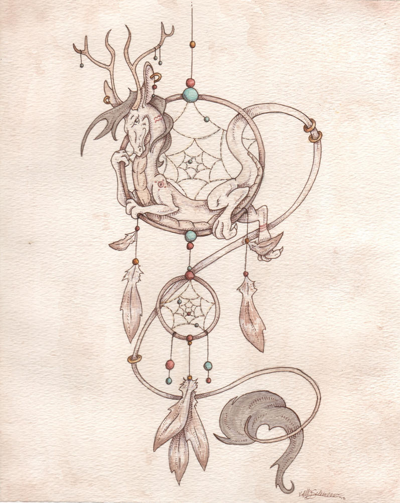 Dreamcatcher by CreativeKender