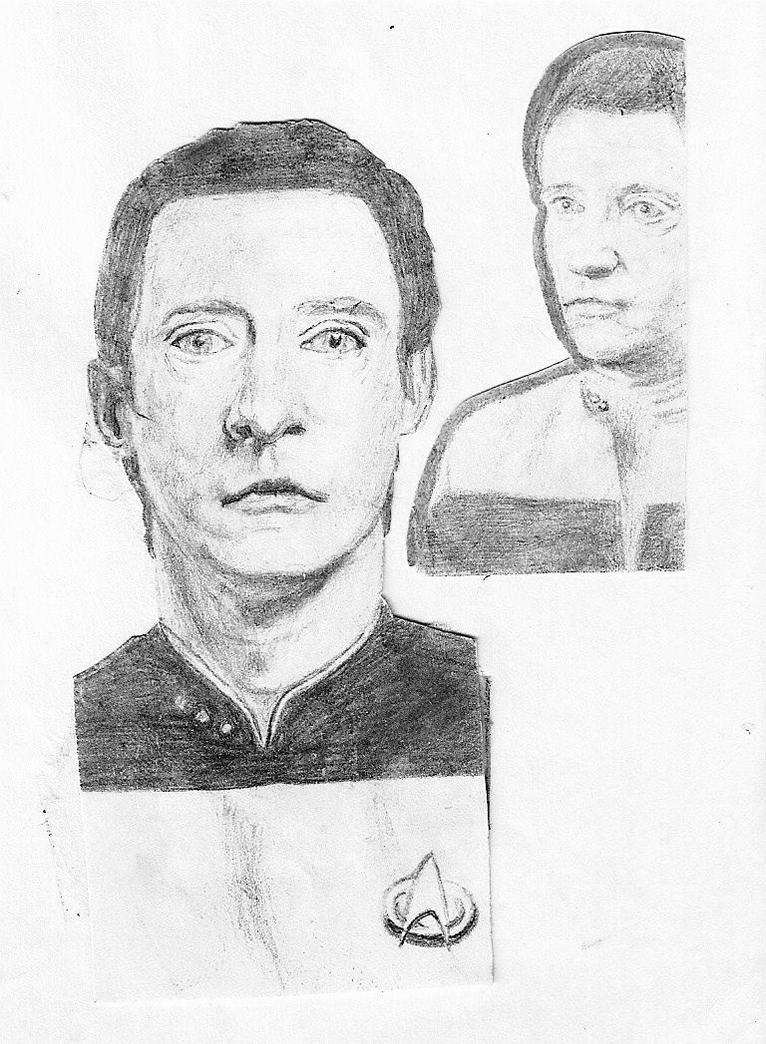 Star Trek Art Work Part Three  - Admin Chill