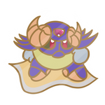 Ametista Knight sticker
