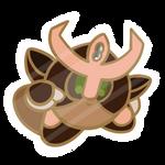 Shiying Knight sticker