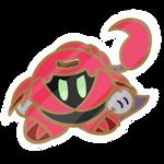 Supineru Knight sticker