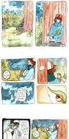 The comic that ate my nerves by Chalalade