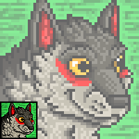 Byrd Pixel Icon Commission by Sludgy