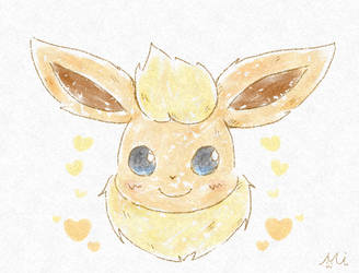 Flareon by Mii320