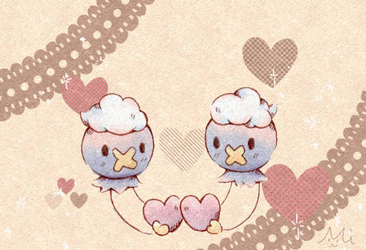 Drifloon couple