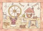 Morpeko's homely home :3