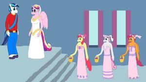Canterlot Wedding