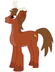 Reindeer Headstrong by MLP-HeadStrong