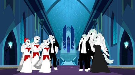 Canterlot vampire kingdom