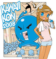 Kawaii Kon 2008 by Banzchan