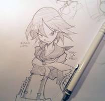 Ryuko by Banzchan