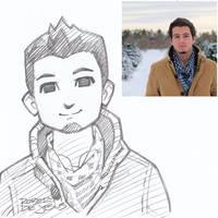 Sketch by Banzchan