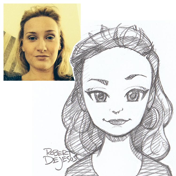 Artista transforma fotografías de personas en personajes de anime Fleur_commission_01_by_banzchan-d7gu9mf
