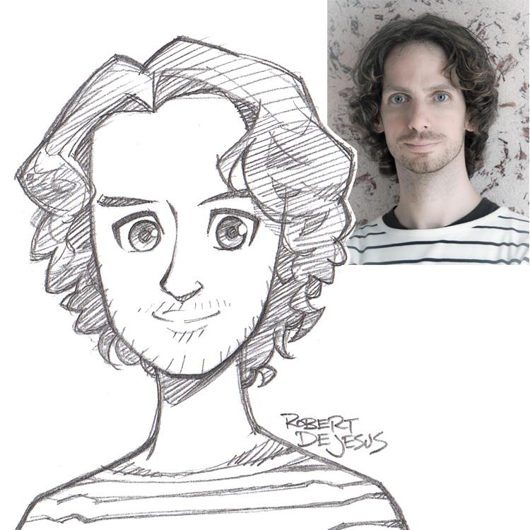 Artista transforma fotografías de personas en personajes de anime Andy_commission_by_banzchan-d7h1tcp