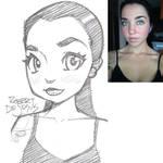 Imtrebecca Sketch