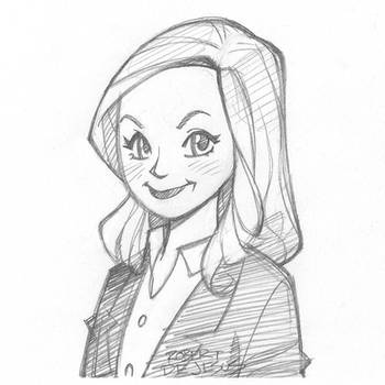 Leslie Knope by Banzchan