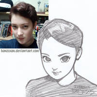 Tristes sketch by Banzchan