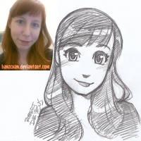 Pollon285 Sketch by Banzchan