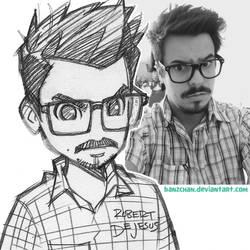 Rawrafa Sketch by Banzchan