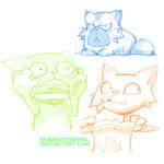 Banzchan Cats