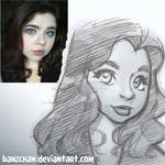 Rikarae Sketch